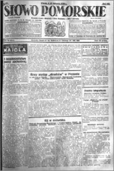 Słowo Pomorskie 1928.11.27 R.8 nr 274