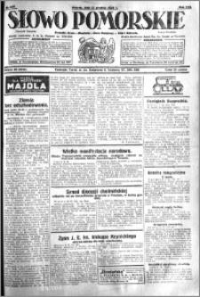 Słowo Pomorskie 1928.12.11 R.8 nr 285