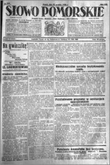 Słowo Pomorskie 1928.12.21 R.8 nr 294