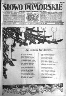 Słowo Pomorskie 1928.12.25 R.8 nr 297