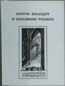 Motyw religijny w ekslibrisie polskim