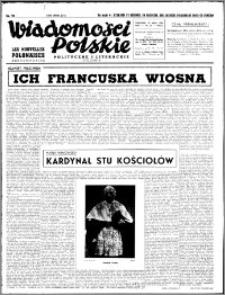Wiadomości Polskie, Polityczne i Literackie 1940, R. 1, nr 10