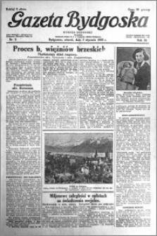 Gazeta Bydgoska 1932.01.05 R.11 nr 3