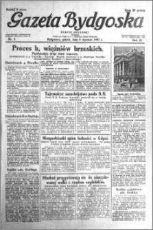Gazeta Bydgoska 1932.01.08 R.11 nr 5
