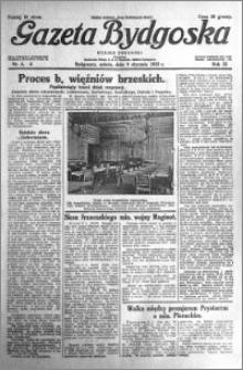 Gazeta Bydgoska 1932.01.09 R.11 nr 6