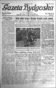 Gazeta Bydgoska 1932.01.10 R.11 nr 7