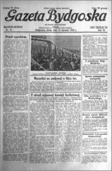 Gazeta Bydgoska 1932.01.13 R.11 nr 9