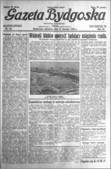 Gazeta Bydgoska 1932.01.17 R.11 nr 13