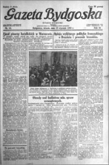 Gazeta Bydgoska 1932.01.19 R.11 nr 14