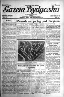 Gazeta Bydgoska 1932.01.20 R.11 nr 15