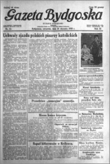 Gazeta Bydgoska 1932.01.21 R.11 nr 16