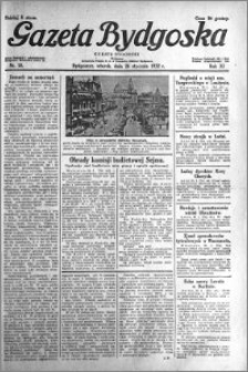 Gazeta Bydgoska 1932.01.26 R.11 nr 20