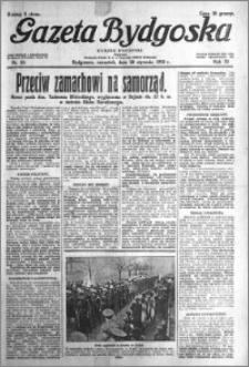 Gazeta Bydgoska 1932.01.28 R.11 nr 22