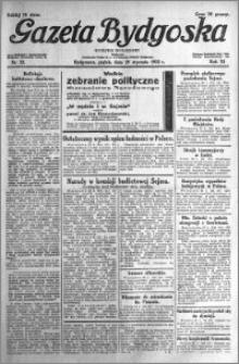Gazeta Bydgoska 1932.01.29 R.11 nr 23