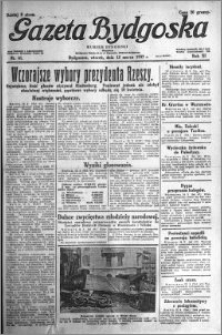 Gazeta Bydgoska 1932.03.15 R.11 nr 61