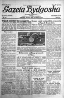 Gazeta Bydgoska 1932.03.22 R.11 nr 67
