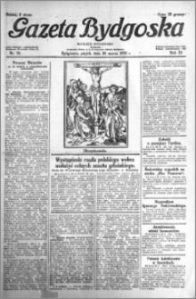 Gazeta Bydgoska 1932.03.25 R.11 nr 70