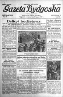 Gazeta Bydgoska 1932.03.31 R.11 nr 74