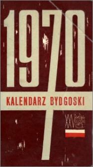 Kalendarz Bydgoski na Rok 1970