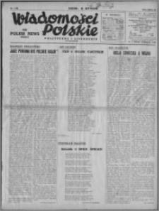Wiadomości Polskie, Polityczne i Literackie 1941, R. 2 nr 1