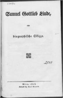 Eine biographische Skizze