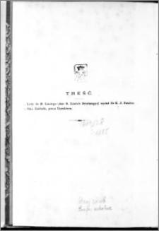 Listy do B. Lindego [1803-1811]