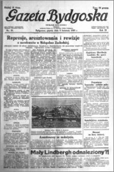 Gazeta Bydgoska 1932.04.08 R.11 nr 81