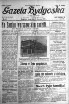 Gazeta Bydgoska 1932.04.27 R.11 nr 97