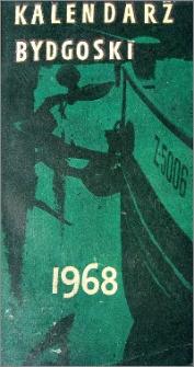 Kalendarz Bydgoski na Rok 1968