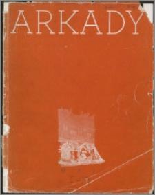Arkady 1935, R. 1 nr 1