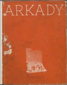 Arkady 1935, R. 1 nr 5