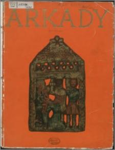 Arkady 1935, R. 1 nr 8