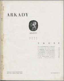 Arkady 1936, R. 2 nr 2
