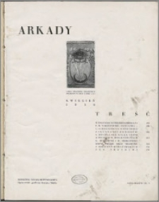 Arkady 1936, R. 2 nr 4