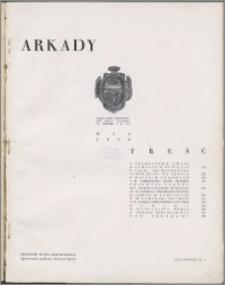 Arkady 1936, R. 2 nr 5
