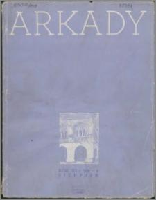 Arkady 1937, R. 3 nr 8