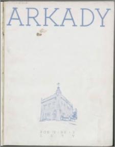 Arkady 1938, R. 4 nr 2