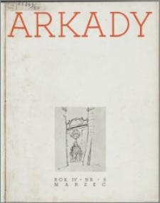 Arkady 1938, R. 4 nr 3