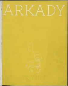 Arkady 1938, R. 4 nr 4