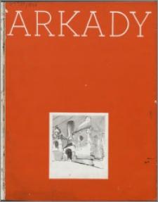 Arkady 1938, R. 4 nr 5