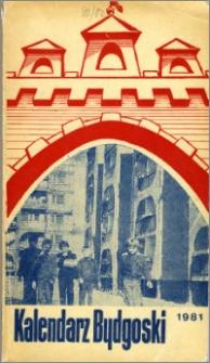 Kalendarz Bydgoski na Rok 1981, R. 14