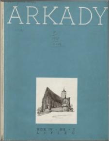 Arkady 1938, R. 4 nr 7