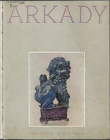 Arkady 1938, R. 4 nr 10