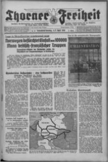 Thorner Freiheit 1940.04.06/07, Jg. 2 nr 81