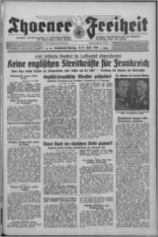 Thorner Freiheit 1940.04.13/14, Jg. 2 nr 87