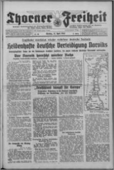 Thorner Freiheit 1940.04.15, Jg. 2 nr 88