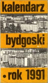 Kalendarz Bydgoski na Rok 1991, R. 24
