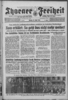 Thorner Freiheit 1940.04.22, Jg. 2 nr 94