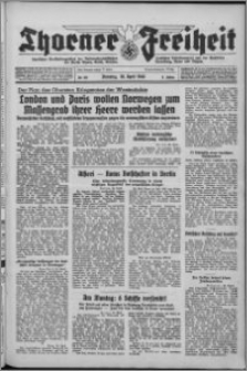 Thorner Freiheit 1940.04.30, Jg. 2 nr 101