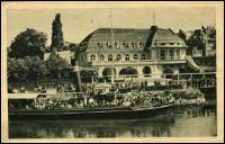 "Bromberg - bootshaus des R. C. ""Frithjof"""